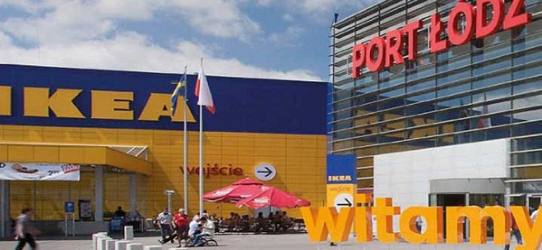 ikea port lodz